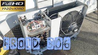 Froid306-Ce groupe a le contacteur moteur du compresseur qui claque-il fait la mitraillette-dépannag