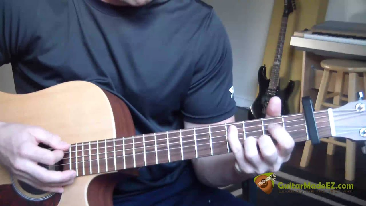 Lou Reed Perfect Day Guitar Lesson Dedicated To Lou Reed 3242