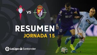 Resumen de RC Celta vs Real Valladolid (0-0)