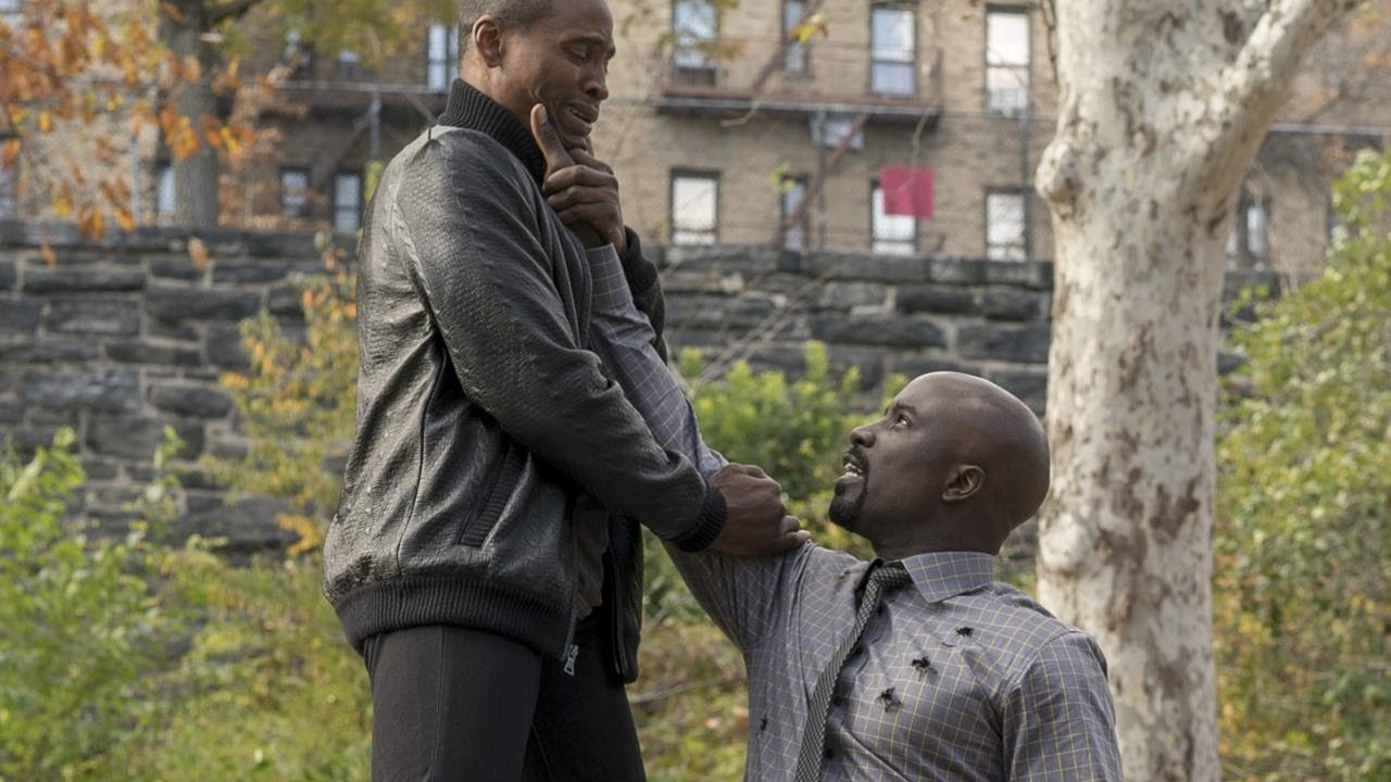 Download Luke Cage Isn't Hiding in the Shadows - Episode 5 Reaction