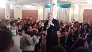 MARCEL PAVEL ALATURI DE PETRE GIURGI LA NUNTA IN UCRAINA CU DJ ADI ORGA