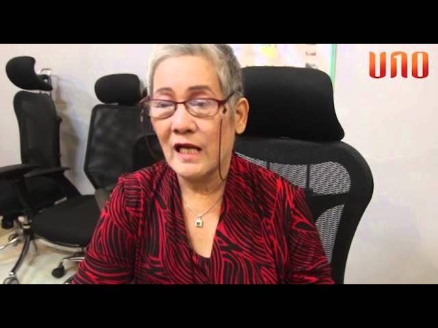 UNO Product Testimonial by Tita Mercado , November 11 2014