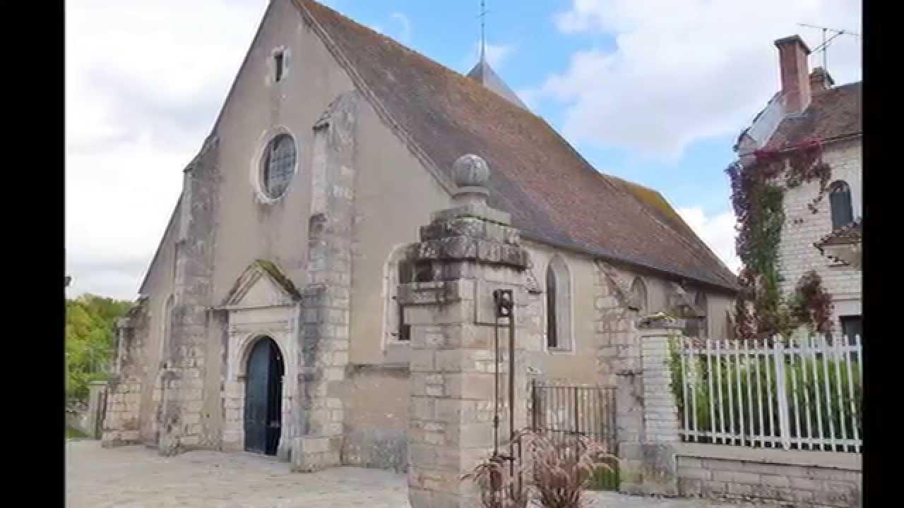 Visite de l 39 glise st pierre st paul de montigny sur loing youtube - Garage montigny sur loing ...