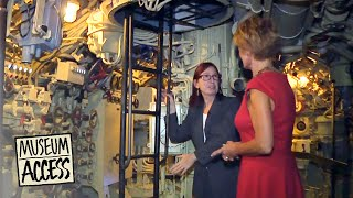Tour a Submarine! - Museum of Science and Industry Chicago | Museum Access (S. 1, Episode 1)