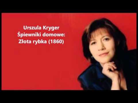 Urszula Kryger: Songs of Stanisław Moniuszko