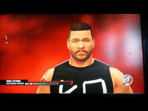 WWE 2K14 Kevin Owens Caw Formula
