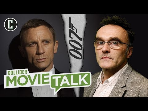 Who Should Replace Danny Boyle as Bond 25 Director?   Movie Talk