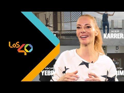 Paula Vázquez nos presenta a los profesores de Fama