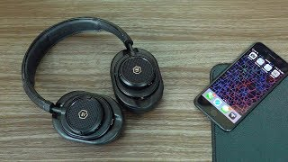 Master & Dynamic MW50+ Wireless Headphones Review