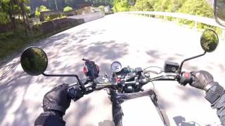 【Motovlog】バンバン200 四国ツ�...