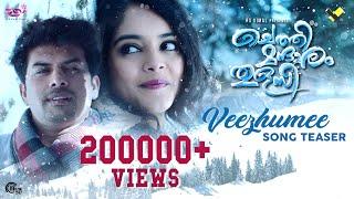 Chethi Mandharam Thulasi|Veezhumee Song Teaser|RS Vimal | Sunny Wayne| Riddhi Kumar| Govind Vasantha