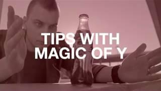 WOAH Magic of Y: Jak zostać dobrym magikiem - 5 tricków!