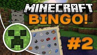 Video A csont aranyat ér | Minecraft Bingo #2 download MP3, 3GP, MP4, WEBM, AVI, FLV Mei 2018