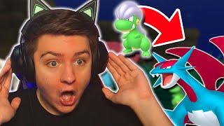 5% SHINY BAGON CALLS IN 1% LEVEL 10 SALAMENCE! Epic Live Reaction Pokemon Sun and Moon 139/802