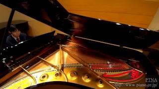 Bach, C.P.E. : 6 Clavier-Sonaten für Kenner und Liebhaber. 1 Sammlung Wq.55-3 h moll mov.3 Pf. 林川 崇