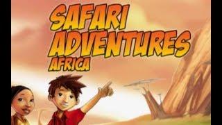"[Wii] Introduction du jeu ""Safari Adventures : Afrique"" de Elektrogames (2008)"