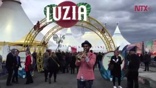 'Luzia', espectáculo del Cirque du Soleil inspirado en la cultura mexicana