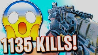 Black Ops 4 WORLDS MOST 1135 KILLS in ONE GAME! COD BO4 WORLDS MOST KILLS! (BO4 World Record)