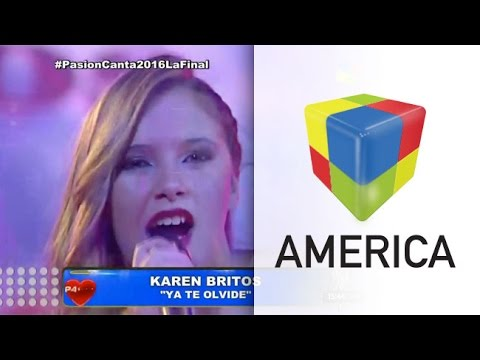 Karen Britos es la nueva voz de la movida tropical