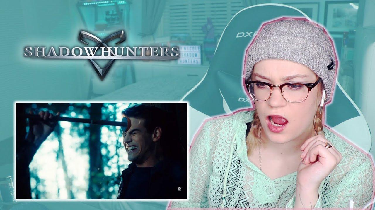 "Download Shadowhunters Season 3 Episode 1 ""On Infernal Ground"" REACTION! (Season Premiere)"