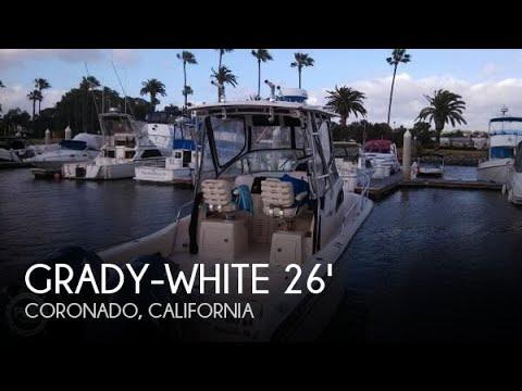 [SOLD] Used 2004 Grady-White 270 Islander in Coronado, California