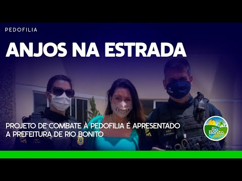 ANJOS NA ESTRADA - COMBATE À PEDOFILIA