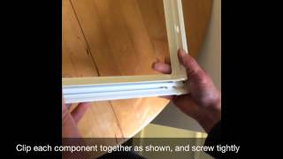 How To Install Perfect Fit Roller Blinds
