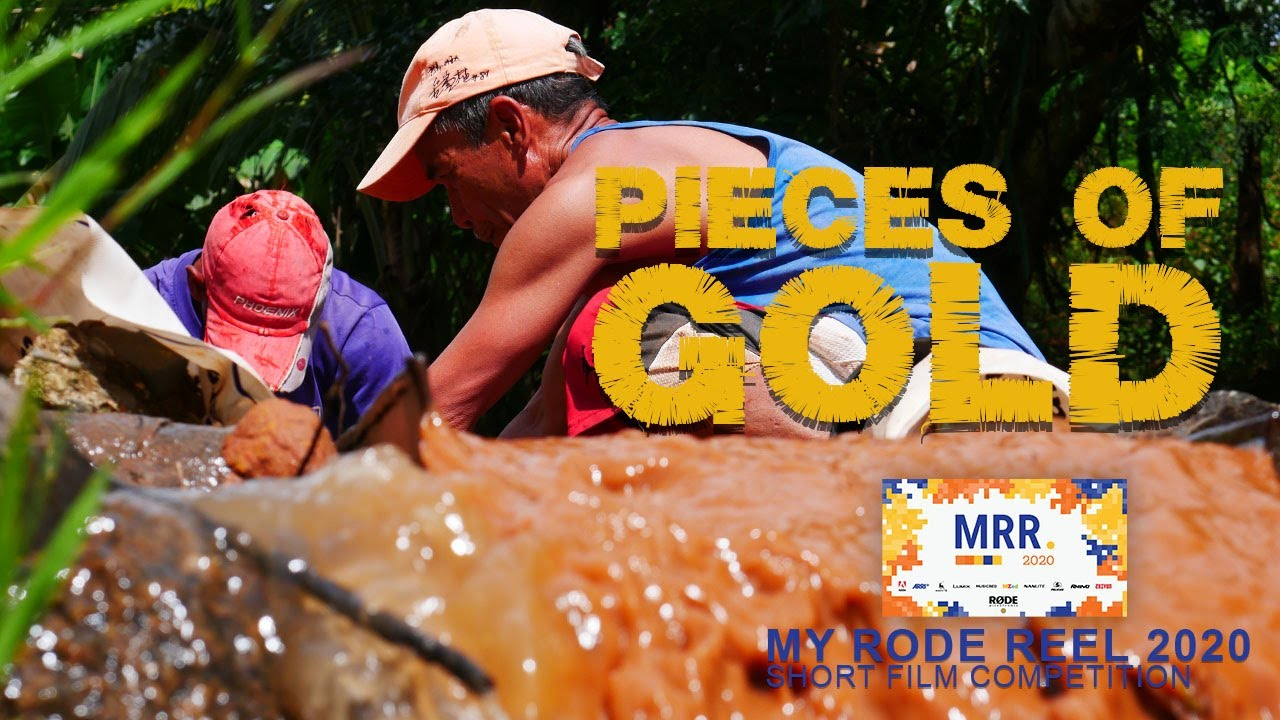 Pieces of Gold - My Rode Reel 2020