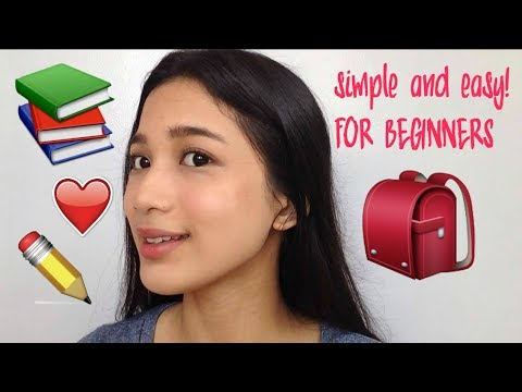Affordable Back To School Makeup Philippines  Tyra C
