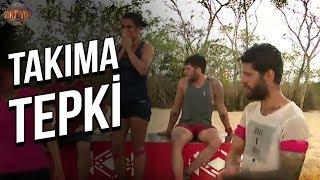 Hakan'dan Tepki   26. Bölüm   Survivor Türkiye - Yunanistan