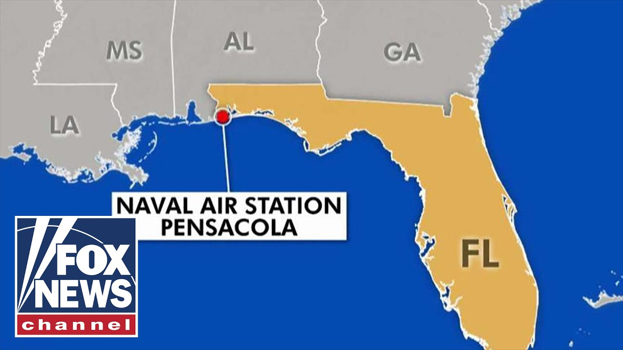 Four confirmed dead at NAS Pensacola, including shooter