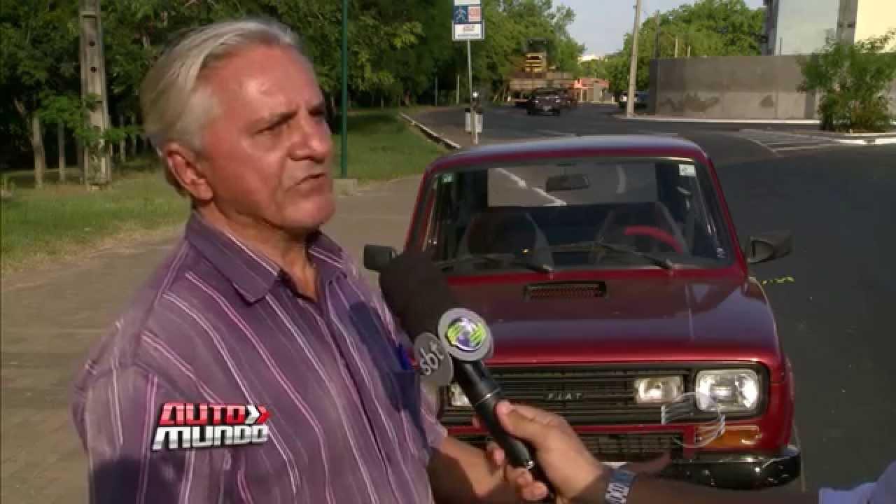 Fiat 147 L Ano 1977 Raridade Youtube