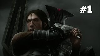 Lost Odyssey Xbox One Walkthrough - Part 1 - Intro