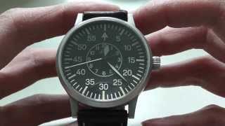 Laco Watch Review