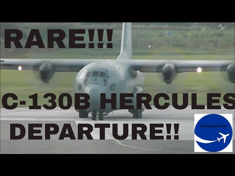 *RARE!!* || South-African Air Force C-130 In Barbados