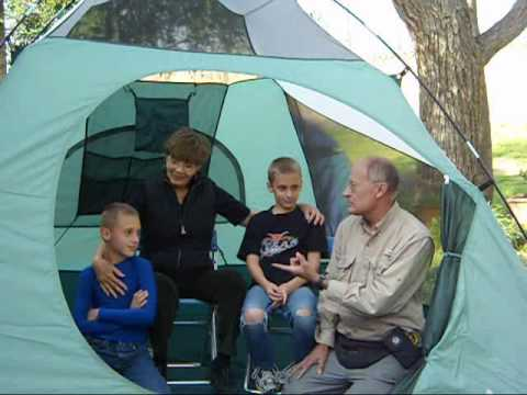 sc 1 st  YouTube & Ten Minute Tent: Eureka Tetragon 9 Family Dome Tent Pitch - YouTube