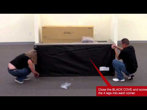 Chaise Sofas Perth Assembly Youtube
