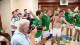 Changing Room Cam! Limerick Celebrate Munster Title Win | RTÉ Sport
