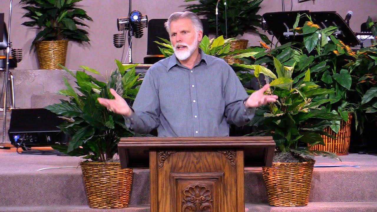 Looking Unto Jesus Pt. 4 - God is our Refuge - Joe Sweet