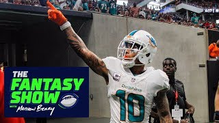 Kenny Stills' performance makes him a top waiver wire target | The Fantasy Show | ESPN