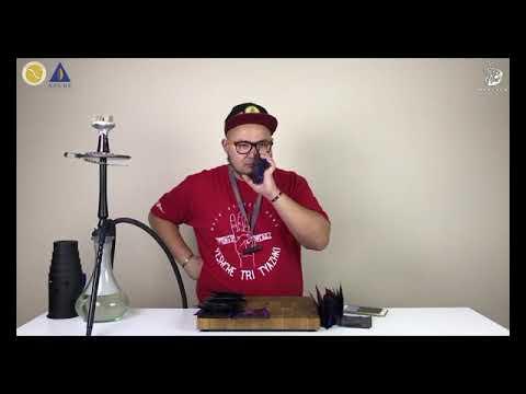 как заправлять кальян табаком - YouTube