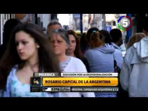 CANAL 5 ROSARIO - ROSARIO DIRECTO - ROSARIO CAPITAL DE LA ARGENTINA