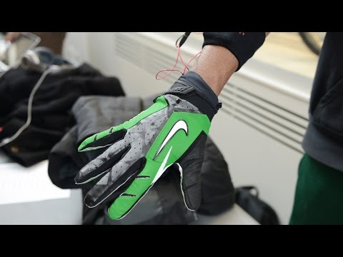 Intro to Engineering Project: Cold Weather Football Gloves