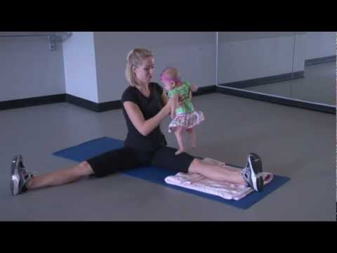 Mommy + Baby Fit Class at Ballet Austin
