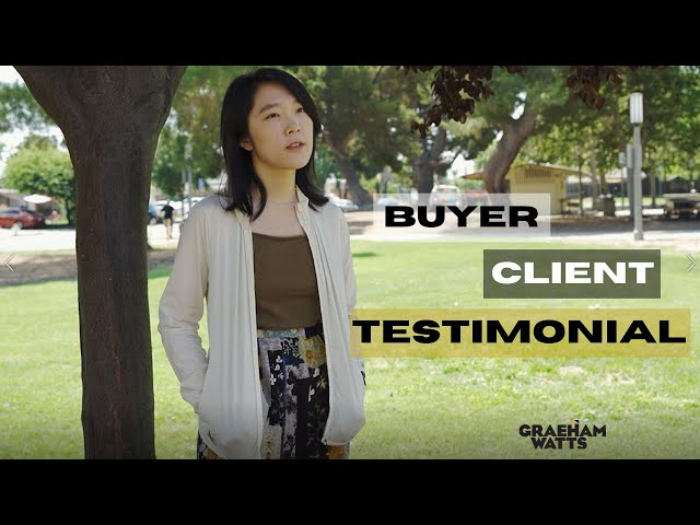 Buyer Client Testimonial