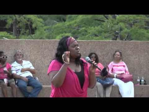 Khalia Hampton Liberian Girl SLM Radio One 3rd Annual MJ Tribute