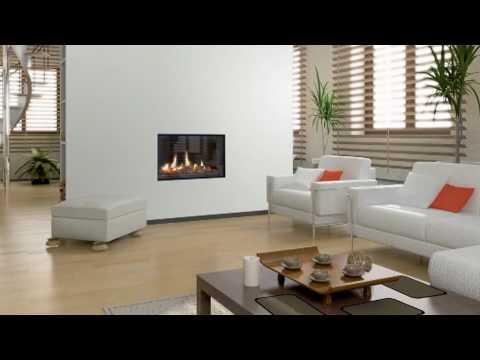 Chimeneas quento bodart gonay gama gas youtube for Lenos a gas modernos