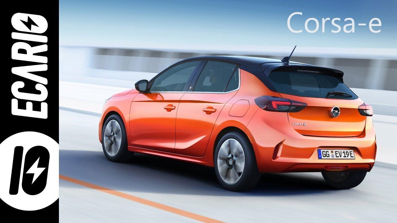 Opel Corsa E Im Detail Mit Allen Infos Von Frank Jordan Der Elektro Opel Bei Ecario