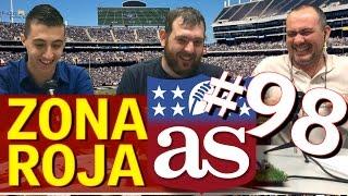 Zona Roja #98 | Semana 7 de NFL y el paradigma del Seahawks-Cardinals