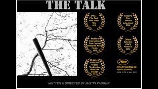 The Talk - Award Winning Short Film - Cannes Film Festival 2017 - black film makers 2017